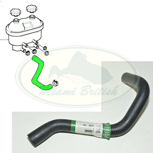 LAND ROVER RESERVOIR HOSE TO ACE PUMP DISCOVERY II RQP100000 OEM