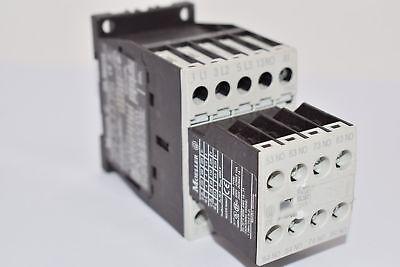 Klockner Moeller DIL 00-52-NA Contactor 277VAC 20Amp 115Volt Coil DIL0052NA