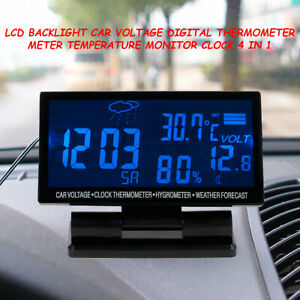 12V-LCD-Car-Temperature-Thermometer-outside-and-inside-Auto-Alarm-Digital-Clock