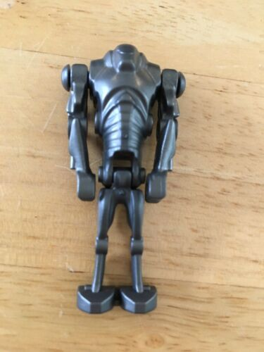 sw0092 Pearl Lego Minifigure Super Battle Droid