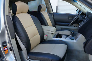 infiniti fx 35 2003 2008 leather like custom fit seat cover. Black Bedroom Furniture Sets. Home Design Ideas