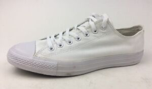 nut mode pharmacy  Converse Chuck Taylor All Star Ox 1U647 Mens 10/Womens 12, White monoch 951  | eBay