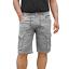 Bermuda-Uomo-Cargo-Pantalone-corto-Cotone-Tasconi-Laterali-Shorts-Casual-Nero miniatura 15