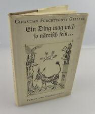Buch: Ein Ding mag noch so närrisch sein-Fabeln und Erzählungen e211