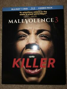 Malevolence-3-Killer-New-Blu-ray-With-DVD-2-Pack