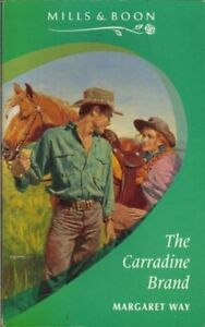 Details about The Carradine Brand (Mills & Boon Romance),Margaret Way