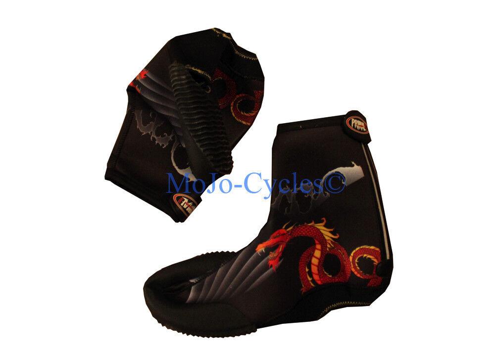 Primal Wear Neopreno Cubierta De Zapatos De Invierno Botines  XL EU 46-48 nos 11-13 Dragon Nuevo  comprar marca