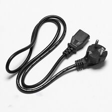 3-Prong 4FT AC Power Supply Cord Cable for Laptop EU