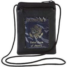 Embassy Solid Lambskin Leather Passport Cover LULPASS3