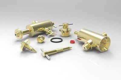 Steam Engine displacement oiler.Live Steam lubricator,Microcosm