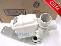 Ge Original Factory Washer Pump ( See Model Fit List )