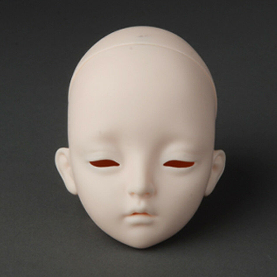8-9 inch SD Dollmore Eve Doll Head - Dreaming Mio (Normal Skin, no makeup)