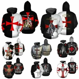 Knights-Templar-Armor-Hoodies-Jacket-Crusader-Cross-Medieval-Sweathsirt-Pullover