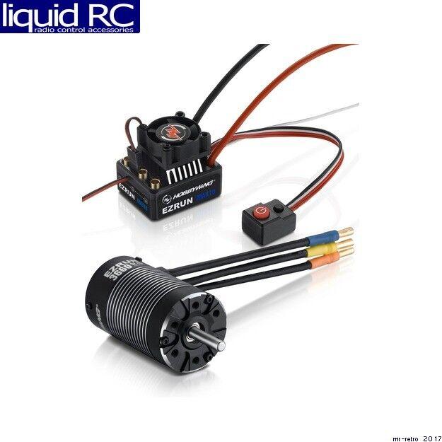 Hobbywing 38010203 Ezcorrere Max10  Combo (2-3s) - Combo-a Max10-3652sl-3300kv  economico e di alta qualità