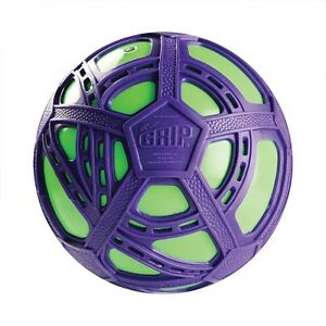 NEW-BRITZ-039-N-PIECES-E-Z-GRIP-SOCCER-BALL-GREEN-PURPLE-BMA853-OUTDOOR-TOYS-BALL