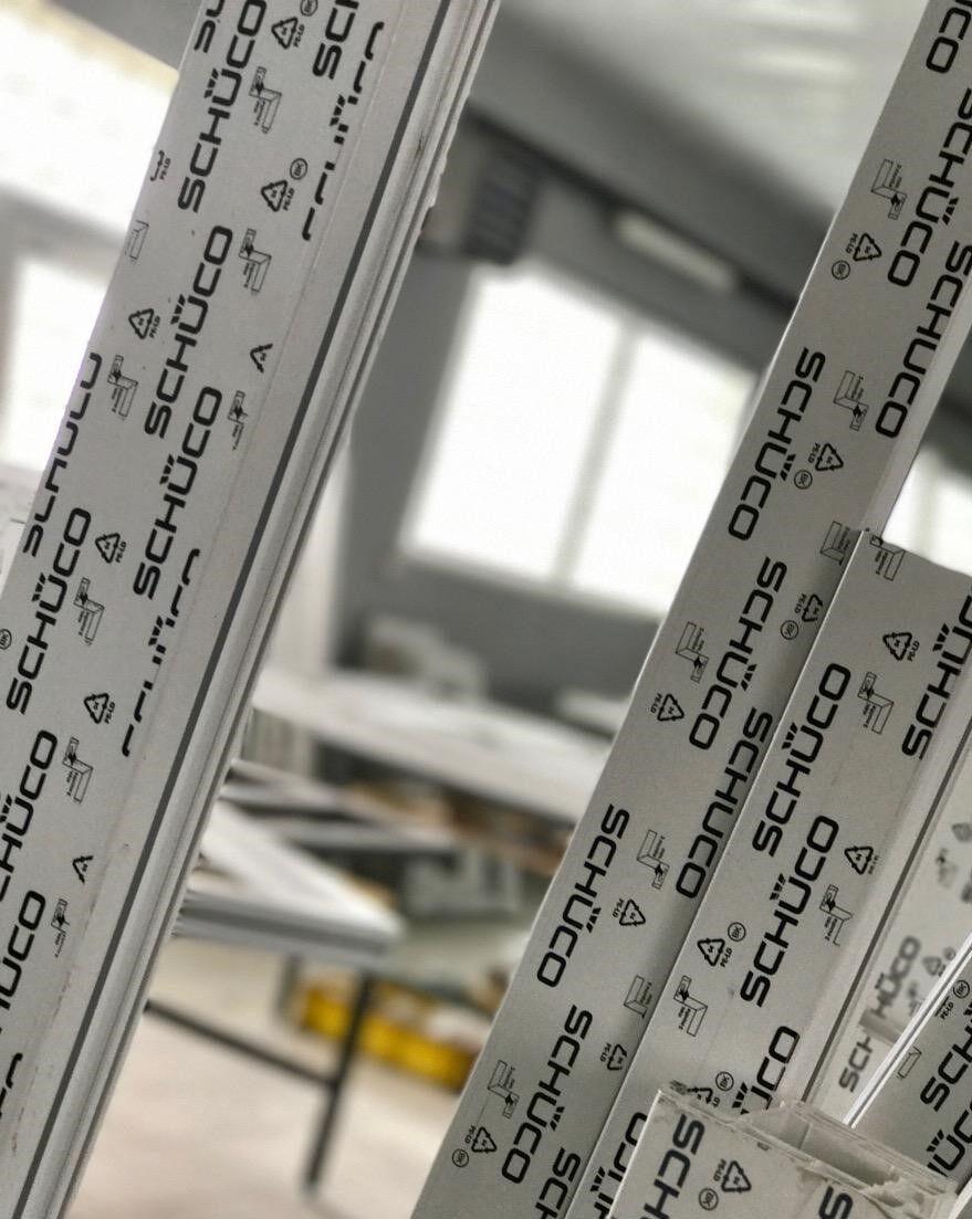 Fenster aus Polen Schüco Beste Preise Kunststofffenster Preis 1A Qualitat 1A