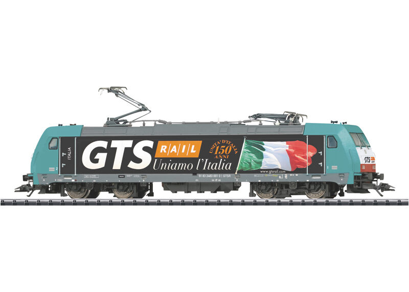 Trix 22610 Elektrolok Elektrolok Elektrolok BR 185 GTS Rail traccia h0 855487