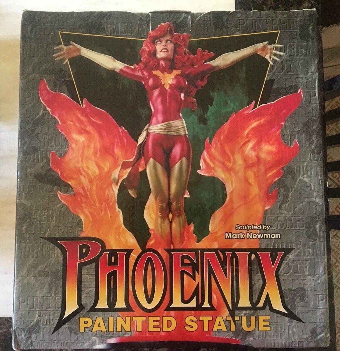 Phoenix Full Size Bowen Statue Marvel X-Men