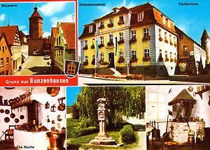 Gunzenhausen-AK-ungelaufen