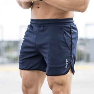 Summer-Men-Running-Shorts-Sports-Fitness-Short-Pants-Quick-Dry-Gym-Slim-ShortsLJ