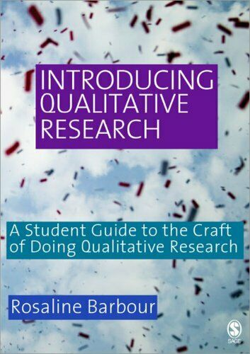 Einführung Qualitative Research: A Student's Guide To The Craft Von Doing Quali