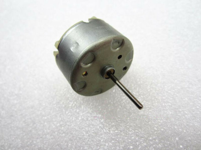 DC1.5-12V 2700RPM 32mm Micro Massager Vibrating Motor RF-500TB-12560