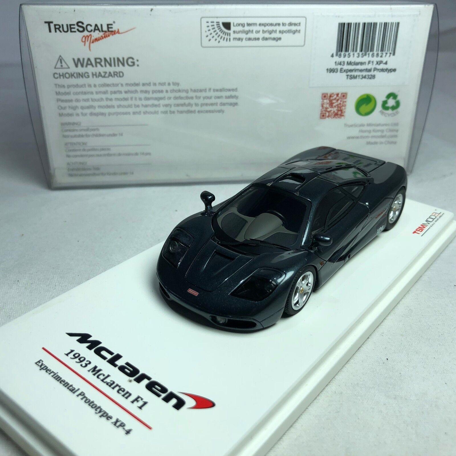 buy tsm model 1/43 tsm134328 mclaren f1 gtr xp-4 experimental