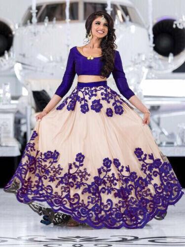 Indian Designer Lehenga Wedding Lehenga Choli PartyWear Anarkali Lengha Choli AP