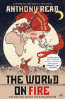 The World on Fire: 1919 and the Battle with Bolshevism by Anthony Read (Paperback, 2009)