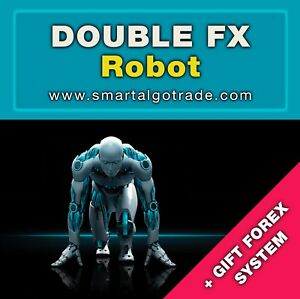Details about DOUBLE FX Robot + GIFT Forex System
