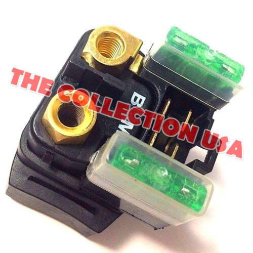 New Starter Solenoid Relay Yamaha 4dn-81940-00-00 4dn-81940-12-00 Oem Part