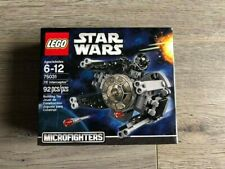 75031 TIE INTERCEPTOR microfighters STAR WARS lego NEW legos set SERIES 1 SEALED