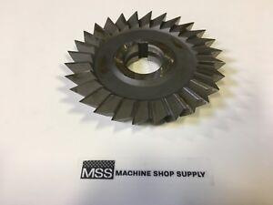 "2-3//4 x 1//2 x 1/"" x 45º HSS Single Angle Milling Cutter Left Hand"