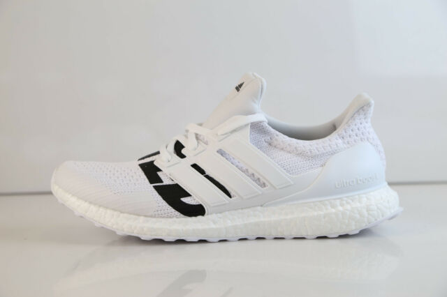 san francisco 398bf e1660 Adidas X Undefeated Ultraboost White Black BB9102 11 undftd boost  consotrium pk