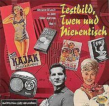 Testbild,Twen &  Nierentisch von Various | CD | Zustand gut