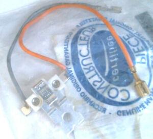 MS-2294263 Fusible thermique 155031 Tf 298°C cafetière MOULINEX SEB