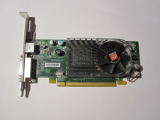HD 3450  PCI-e x 16  Video Card NEW DEll ATI Radeon ATI-102-B62902 B