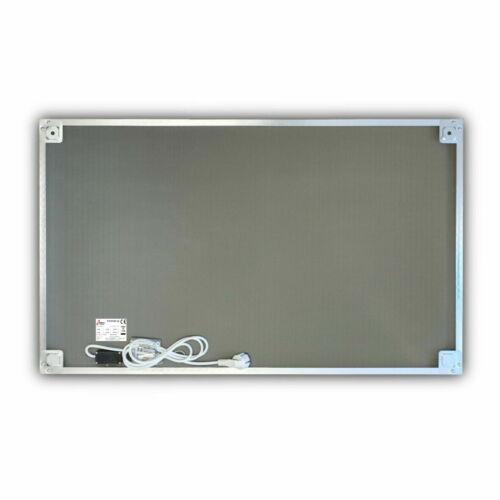 19 Steinfeld® GLAS Premium Infrarotheizung mit Ultra-HD Bilder 350-1200Watt