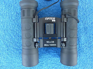 Optus taschenfernglas 10 x 24 rs ebay
