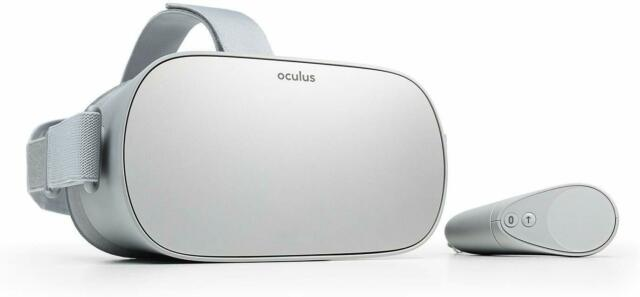 *NEW* Oculus Go Standalone All in One VR Virtual Reality Headset Controller 32GB