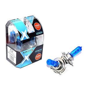 2xh4-Xenon-bombillas-60-55w-9500k-Bluetech-Xenon-optica-para-nissan-x-trail-t30