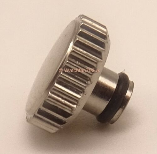CROWN FOR SEIKO 6138-3002 6138-3009 6138-8000 4006-6040 55M06NS1 #77