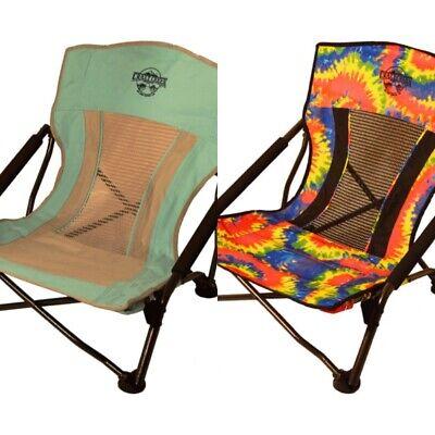 Crazy Creek Quad Beach Chair Sea Foam