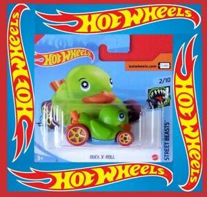 Hot-Wheels-2020-Duck-n-039-roll-color-nuevo-132-250-neu-amp-ovp