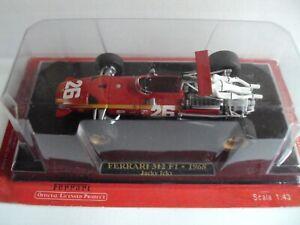 Ferrari  312 F1 - 1968 Jacky Ickx 1:43 No Minichamps Tameo BBR