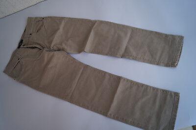 2019 Moda Brax Cadiz Uomo Comfort Pantaloni Jeans Stretch 34/30 W34 L30 Beige Chiaro Top * B *- Supplemento L'Energia Vitale E Il Nutrimento Yin