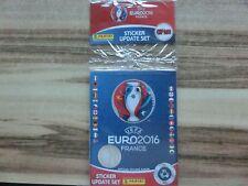 PANINI EURO 2016 * UPDATE SET verschweisst SWISS STAR EDITION 84 Spieler