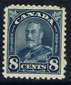 Canada-171-6-1930-8-cent-dull-blue-KING-GEORGE-V-ARCH-LEAF-ISSUE-MNH-CV-80-00