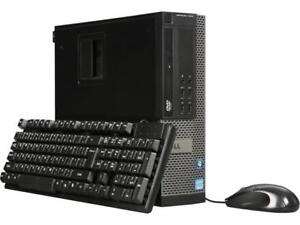 DELL Desktop Computer 7010 Intel Core i3 3rd Gen 3220 (3.30 GHz) 4 GB 250 GB HDD