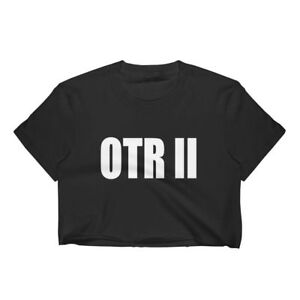 On the Run Tour 2 OTR II Beyonce Jay Z Tour Graphic Tee T-Shirt or ... f4ea28d1b262a